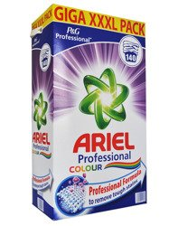 ARIEL 9,1kg Professional NF Color Proszek do prania 140 prań