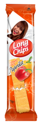 LONG CHIPS 75g Paprika Chipsy