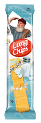 LONG CHIPS 75g Sea Salt Chipsy